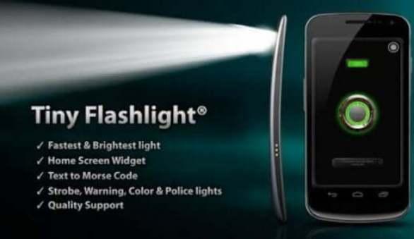 Tiny Flashlight