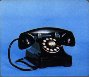 Private Telephone  The Telephone Story