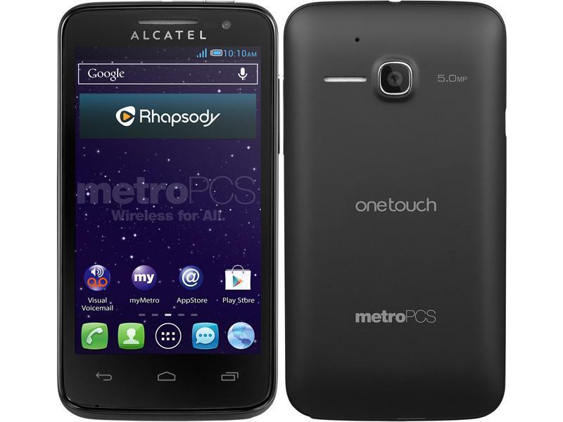 Metro Pcs Alcatel One Touch