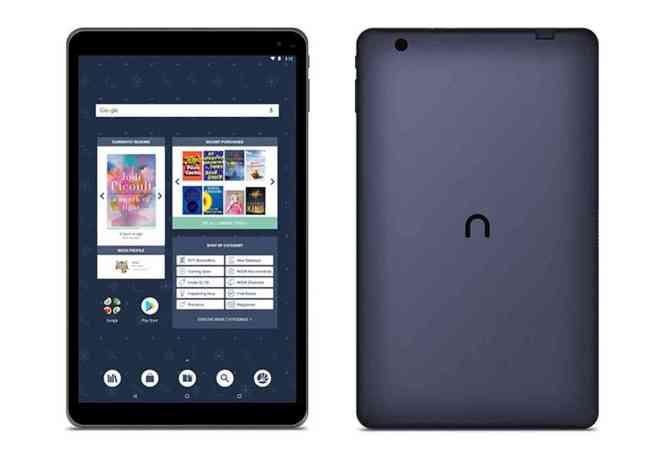Barnes & Noble Nook Tablet 10.1 official