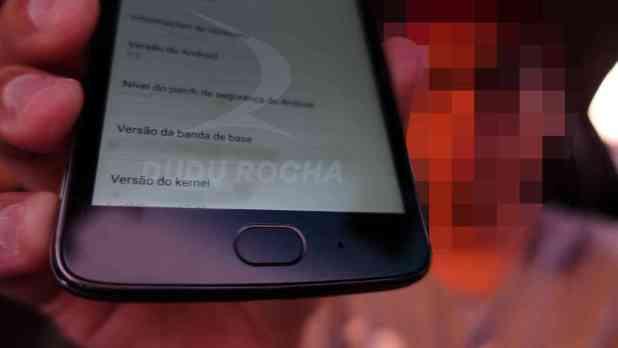 Moto G5 photos leak fingerprint reader