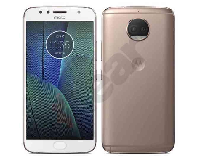 Moto G5S Plus image leak