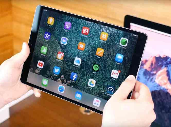 iPad Pro 10.5 landscape