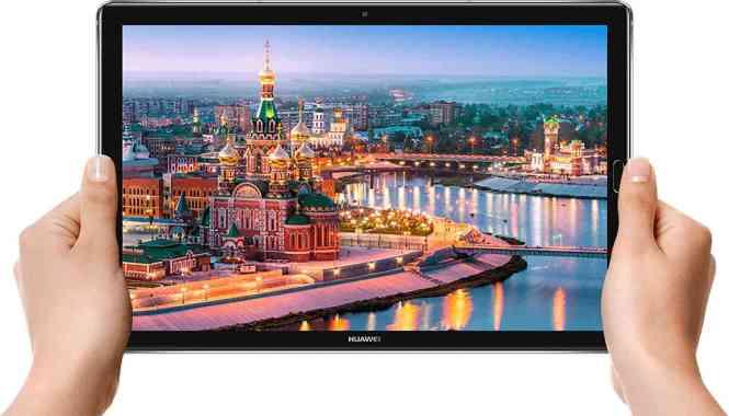 Huawei MediaPad M5 10-inch official