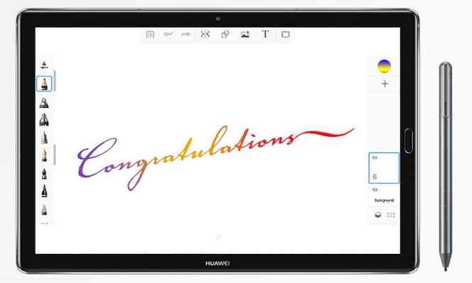 Huawei MediaPad M5 10-inch Pro official