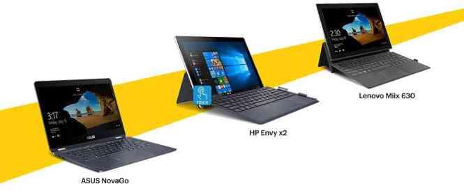 Snapdragon PCs Sprint free unlimited 4G LTE data