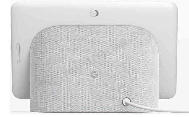Google Home Hub smart display speaker