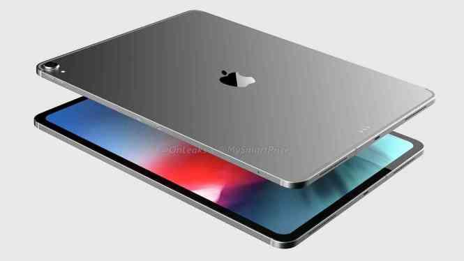 iPad Pro 12.9 (2018) leak 2