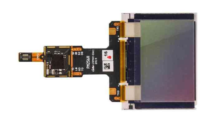 Qualcomm 3D Sonic Max ultrasonic fingerprint sensor