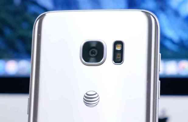Samsung Galaxy S7 AT&T logo