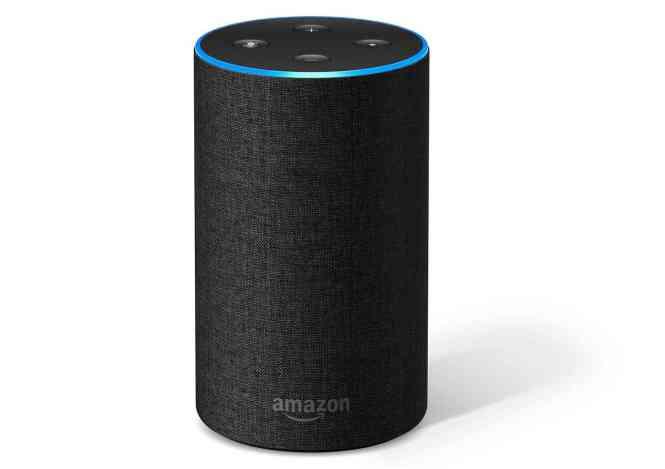 Amazon Echo 2 official
