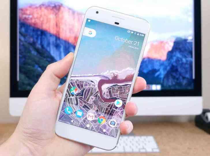 Google Pixel XL hands-on video review