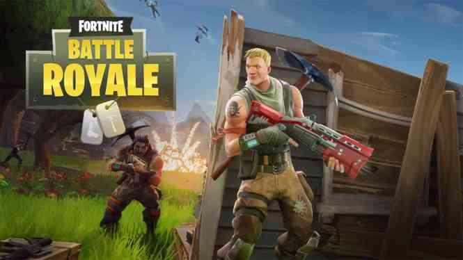 Fortnite Battle Royale official