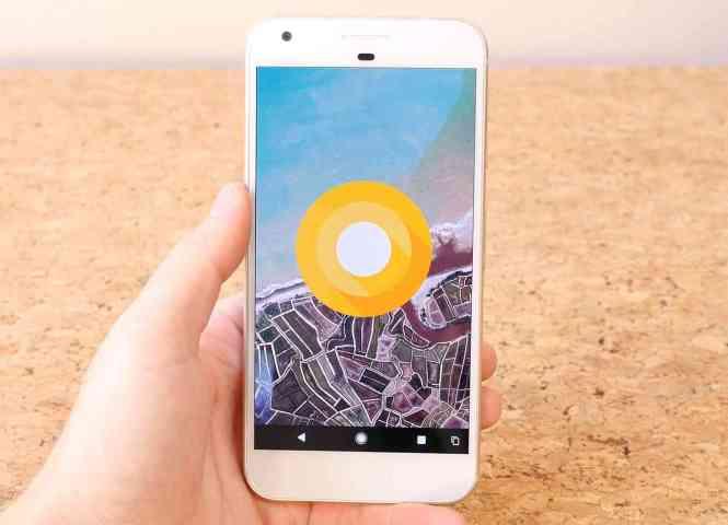 Android Oreo Easter egg Google Pixel