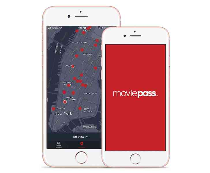 MoviePass logo official iPhone