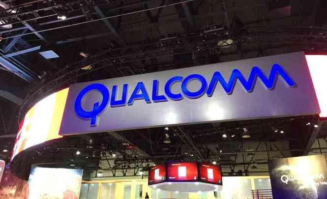 Qualcomm booth CES 2015
