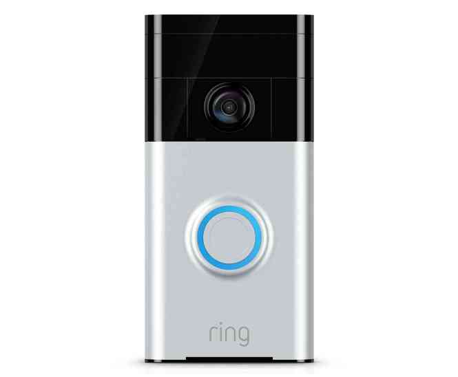 Ring Video Doorbell large