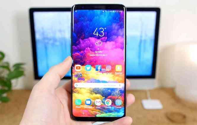 Samsung Galaxy S9 hands-on video