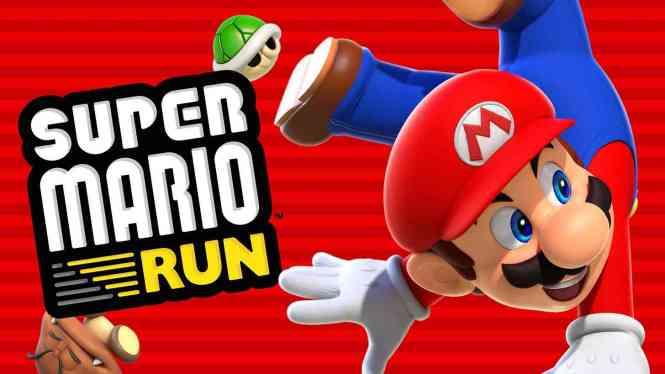 Super Mario Run official logo
