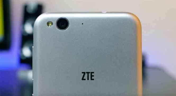 ZTE logo Blade 6