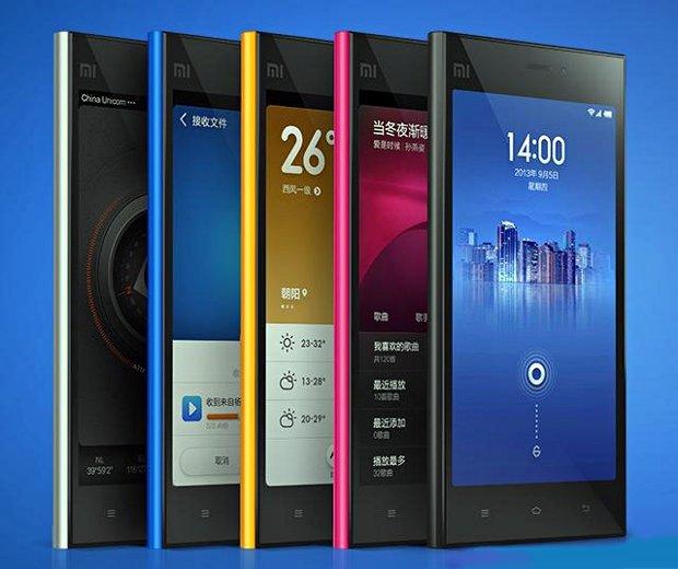 Précommande ouverte pour le Xiaomi Mi3 !