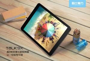 Cube Talk 9X écran