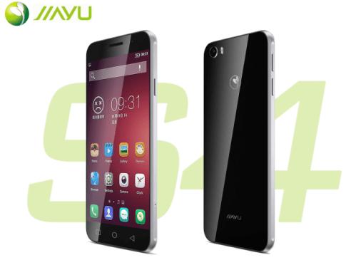 Jiayu S4 : 4.7 inch, 64 Bits, USB C design