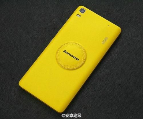 Lenovo K3 Note : MT6752 smartphone with flashy design