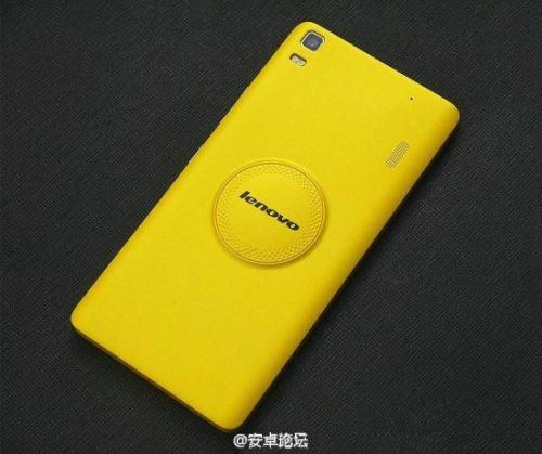 Lenovo K3 Note : MT6752 smartphone with flashy design