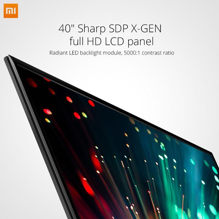 Xiaomi Mi TV 2 : Téléviseur Full HD à moins de 300 € !