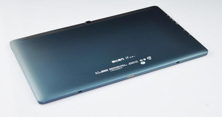 Cube i7 CM : Tablette Windows 8.1 et Ubuntu haut de gamme !