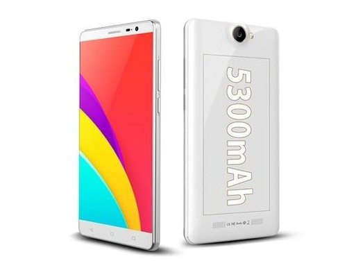 Bluboo X550: Android 5.0 Lollipop+5300mAh Battery!