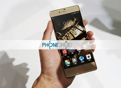 Borderless Nubia Z9 Finally Released with 3 Versions!