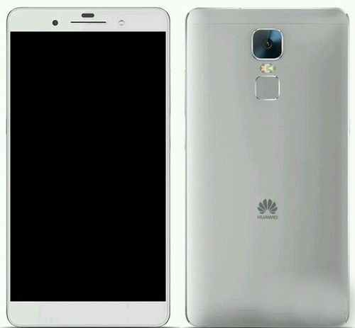 Huawei Mate 8 Exposed With Kirin 950 And 6 Inch 2k Display