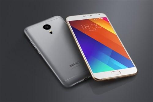 Meizu MX5 : Disponible avec processeur Helio X10 !