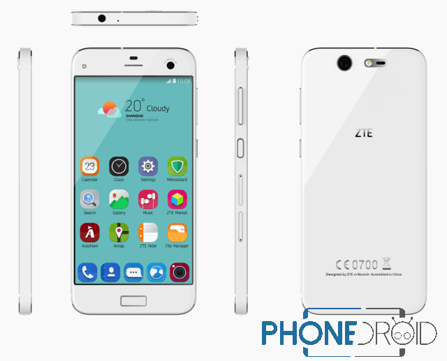 ZTE Blade S7: Perfect for selfie lovers with front 13 0MP camera