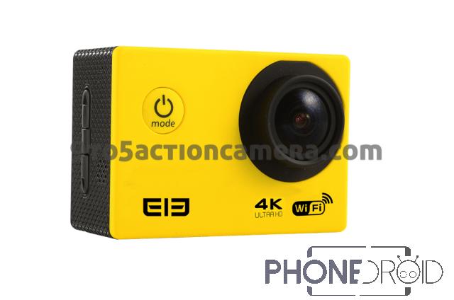 Elephone ELE CAM : une caméra de sport fuitée ?
