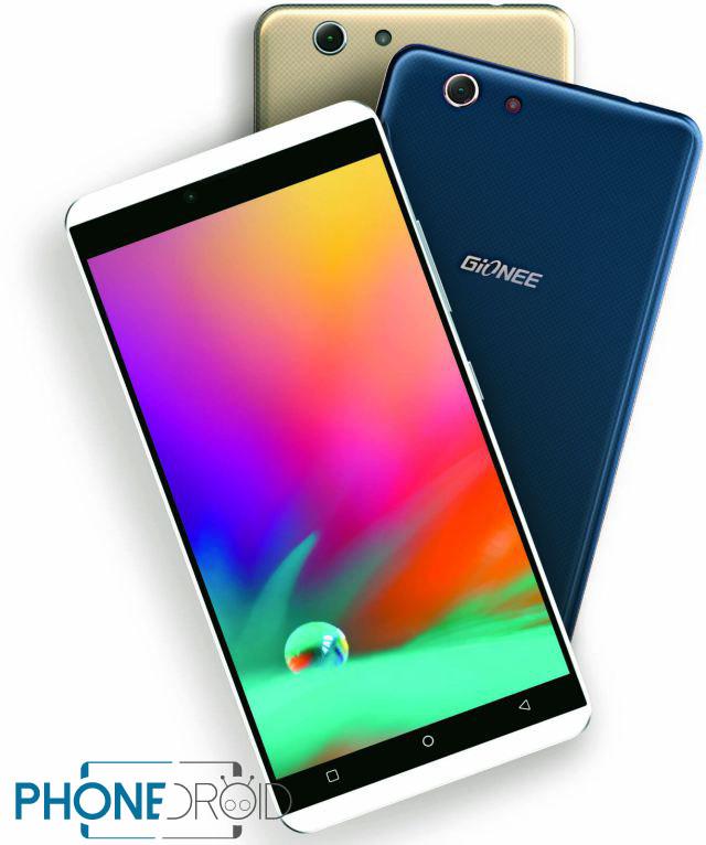 Gionee Elife S Plus : MT6753, USB Type-C et plus pour 260$