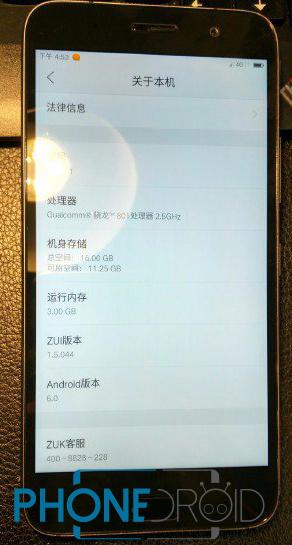 ZUK-Z1-Android-Marshmallow