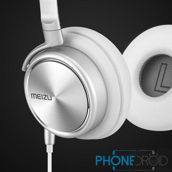 Meizu : un casque haut de gamme ?