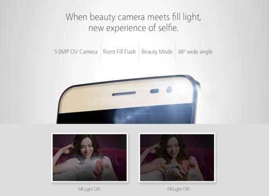 Bluboo Xfire 2 camera