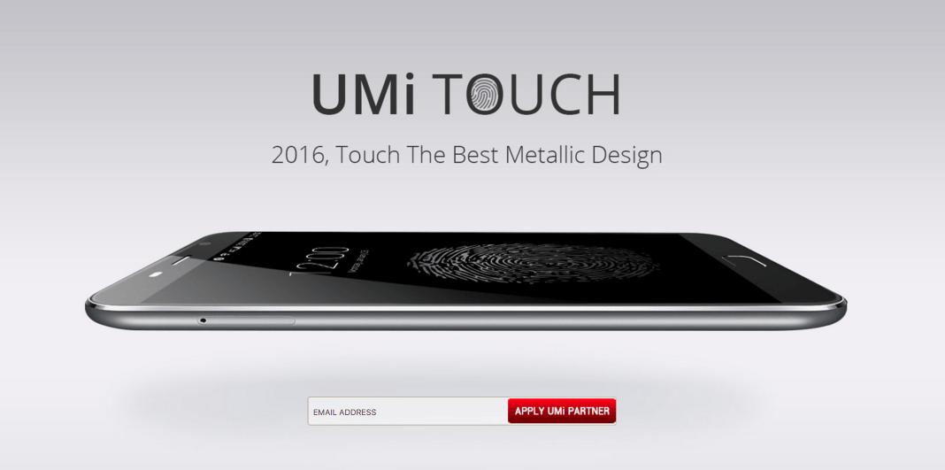 Umi Touch : Un look Meizu à petit prix pour le 20 mars !