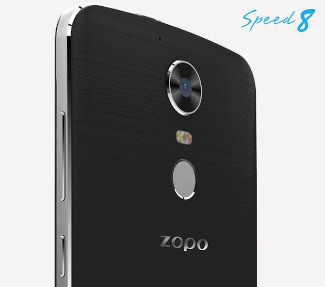 Zopo Speed 8 : officiellement annoncé au MWC