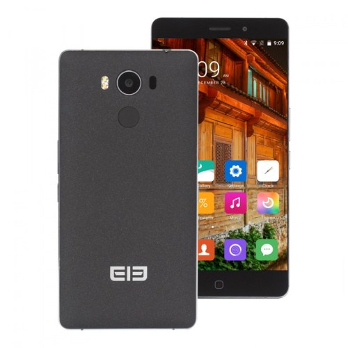 Elephone P9000 enables you to change system fonts