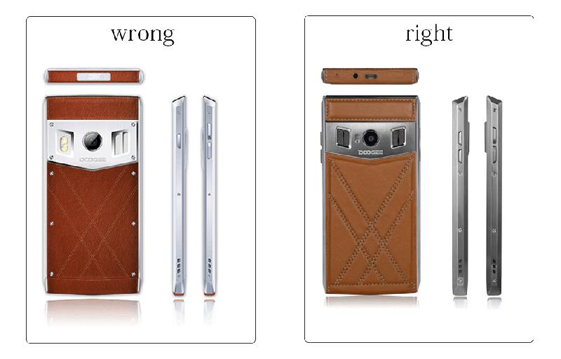 Design définitif du Doogee Titan T3