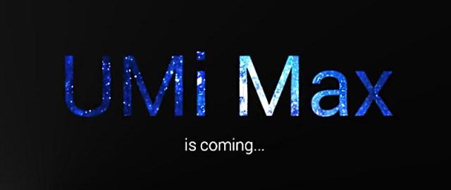 UMI Max : un 6 pouces arrive chez UMI !