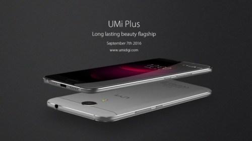 Le UMI Plus sera présenté lors de l'IFA 2016