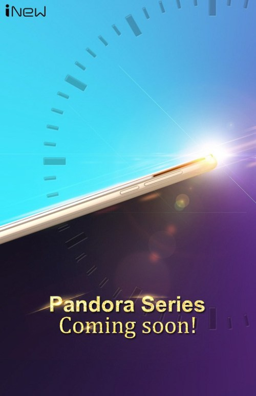 le iNew Pandora R9 pourrait bientôt sortir