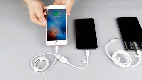 Le Oukitel K6000 Plus peut recharger d'autres smartphones !