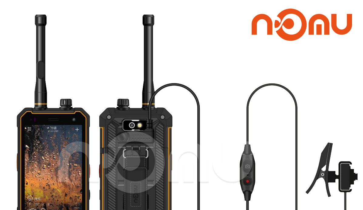 Nomu T18 : le smartphone durci pour les pros